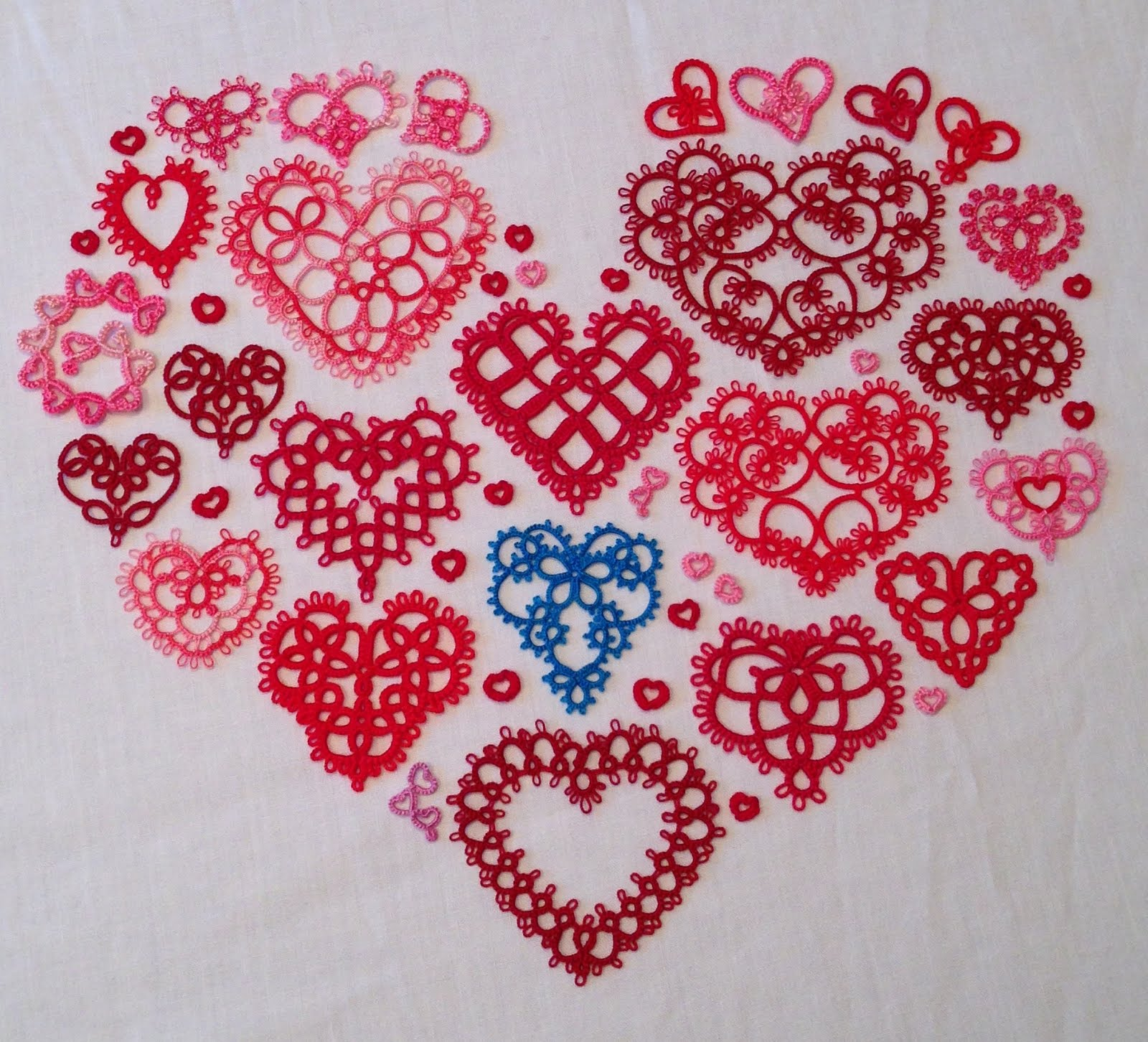 Lace Bees And Me A Heart For Valentine S Day