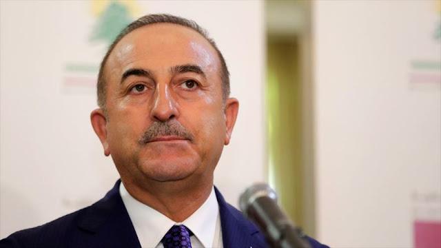 Turquía tacha de apartheid israelí posible anexión de Cisjordania