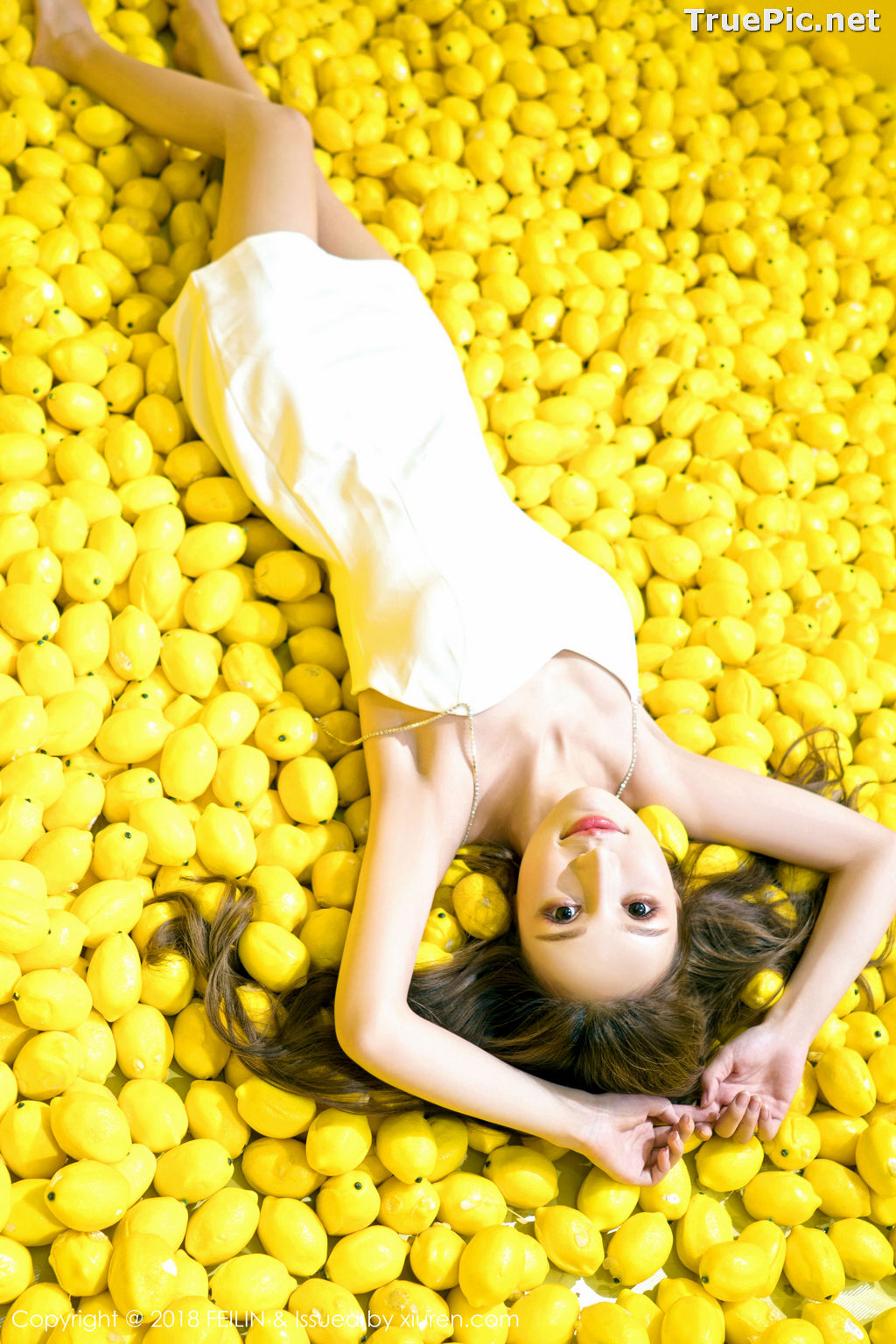 Image FEILIN Vol.170 - Chinese Model 柠柠_Mika - Welcome to Summer Vacation - TruePic.net - Picture-39