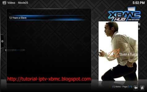 kodi 17 how to choose which pvr from the list