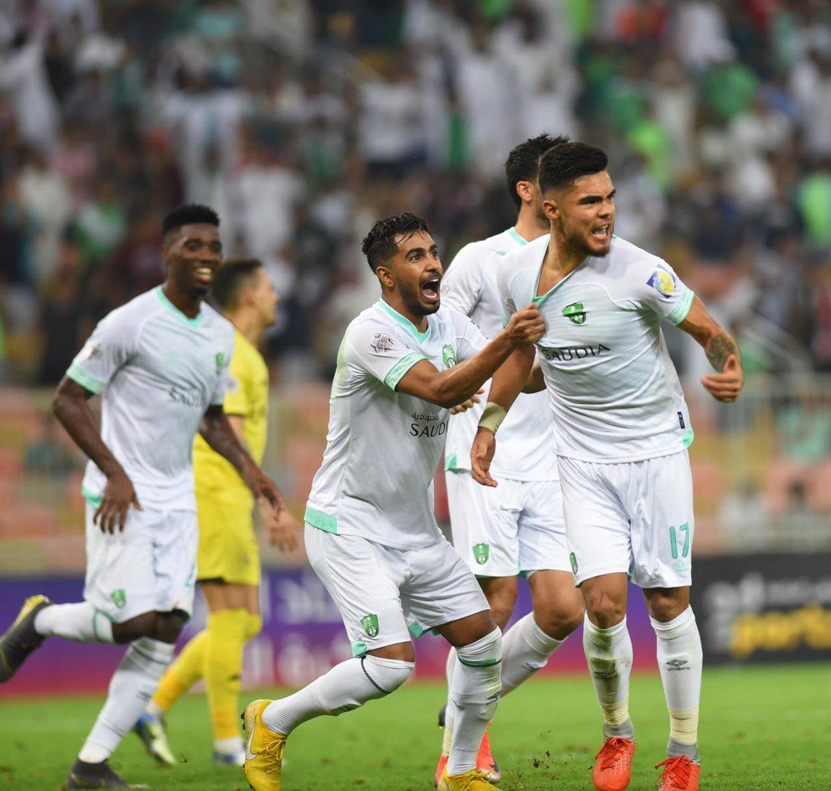 نتيجة مباراة العدالة والأهلي السعودي بتاريخ 01-02-2020 الدوري السعودي