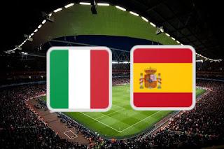 عاجل.. قناة مفتوحة تنقل مباراة إيطاليا ضد اسبانيا اليوم في دوري الأمم الأوروبية