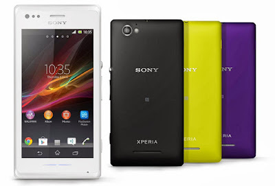 Tutorial Cara Flash Hp Sony Xperia M C1905 Dengan Pc
