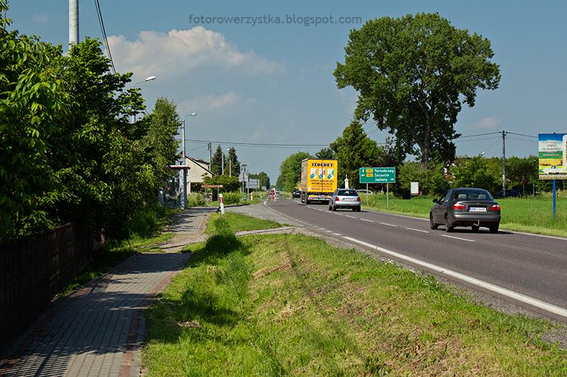 droga Mielec Tarnobrzeg