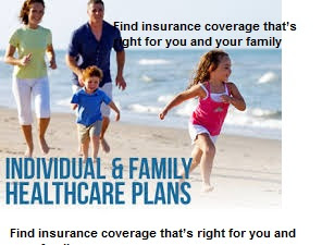 Health insurance for individuals & families