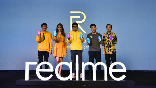 Spesifikasi Realme 3 pro