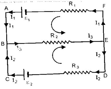DMR'S PHYSICS NOTES: Kirchhofff's Rules