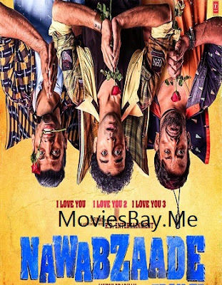 Nawabzaade 2018 480p 300MB HD Movie Download