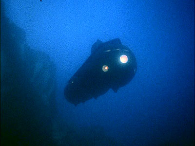 atlantis submarine film