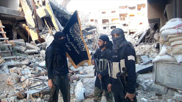 Siria: Francia, padrino de terrorismo no estará en proceso de paz