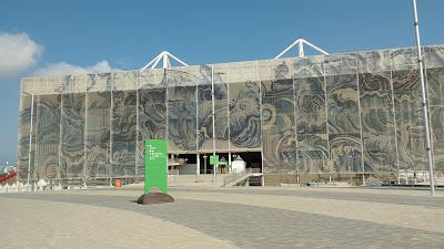 Estádio Olímpico de Esportes Aquáticos - Rio 2016 - Foto: Leonardo Borges/Autossustentável