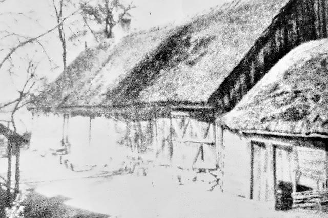 Włęcz - opuszczona wieś