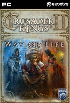 Crusader Kings II: Way of Life - PC (Download Completo)