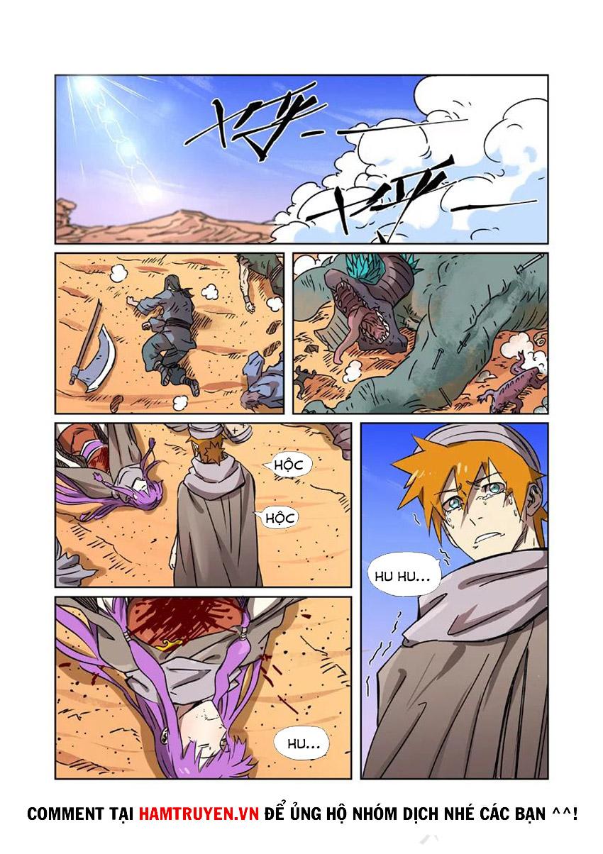 Yêu Thần Ký chap 288 - Trang 9