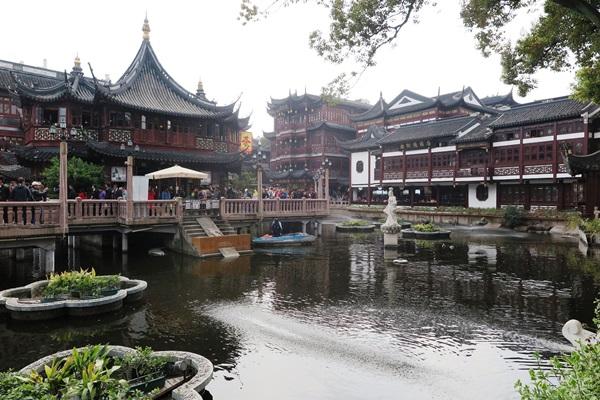สวนอวี้หยวน (Yu Garden: 豫园) @ www.c-ctrip.com