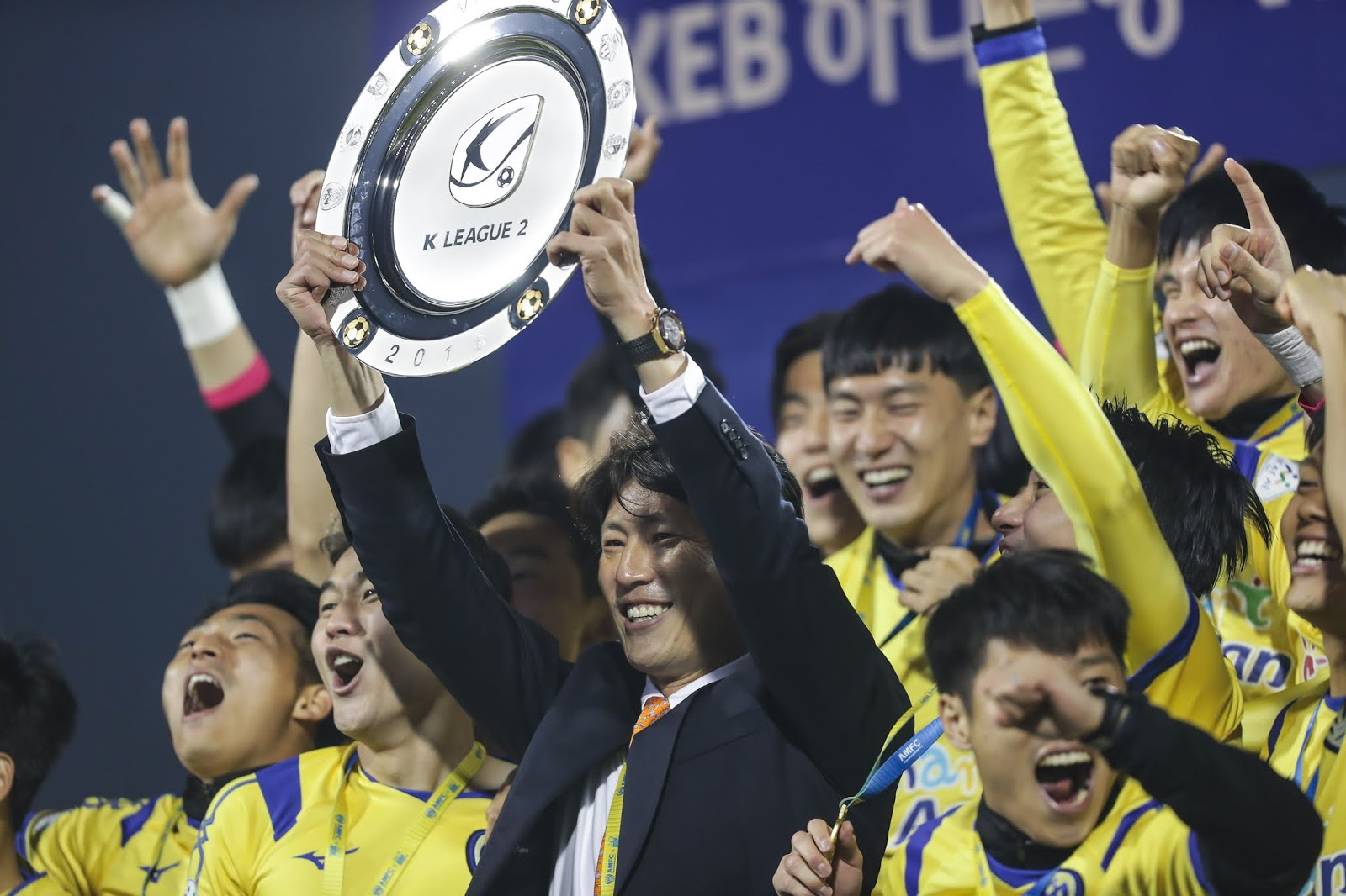 K League 2 Season Review 2018: Asan Mugunghwa