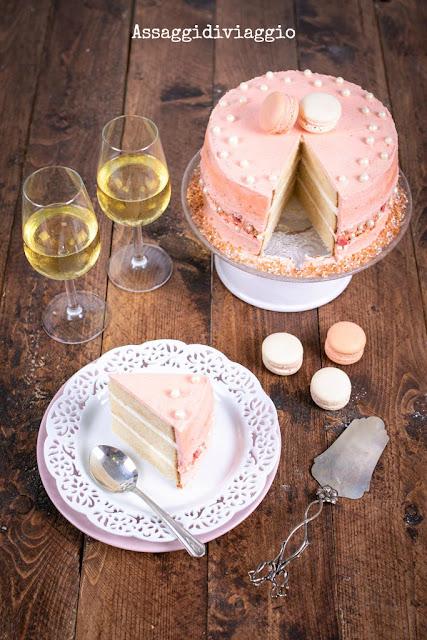 Fault line cake, la torta sbagliata