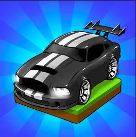 Merge Battle Car v1.0.46 Apk Mod [Moedas Infinitas]
