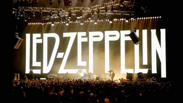 ABBEY ROAD: GRANDES PERFORMANCES [XII]: LED ZEPPELIN, O2 ARENA ...