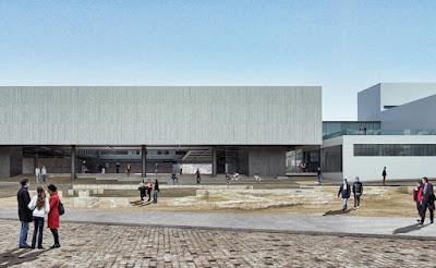 Νέο Αρχαιολογικό Μουσείο Σπάρτης - Αρχιτεκτονικός διαγωνισμός: Οι νικητές του 1ου βραβείου!