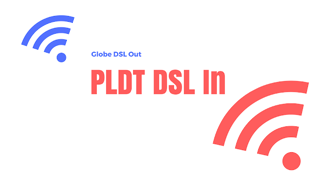 Globe DSL VS PLDT DSL