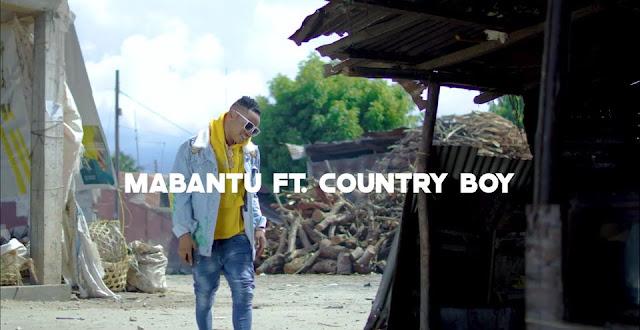 Mabantu Ft. Country Boy - Umetokachicha
