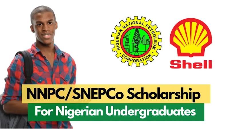 2020 NNPC/SNEPCo Undergraduate Scholarship Form is On