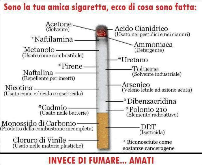 Come liberarsi da dipendenza a fumo di unerba