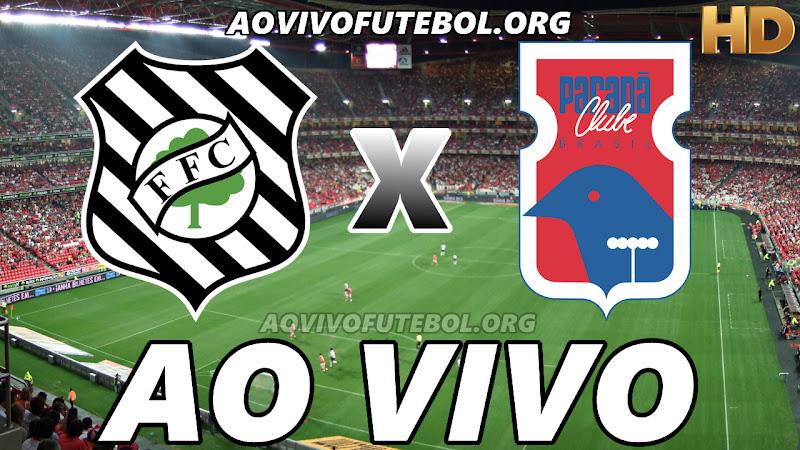 Assistir Figueirense vs Paraná Ao Vivo HD