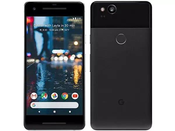 Flash Google Pixel 2