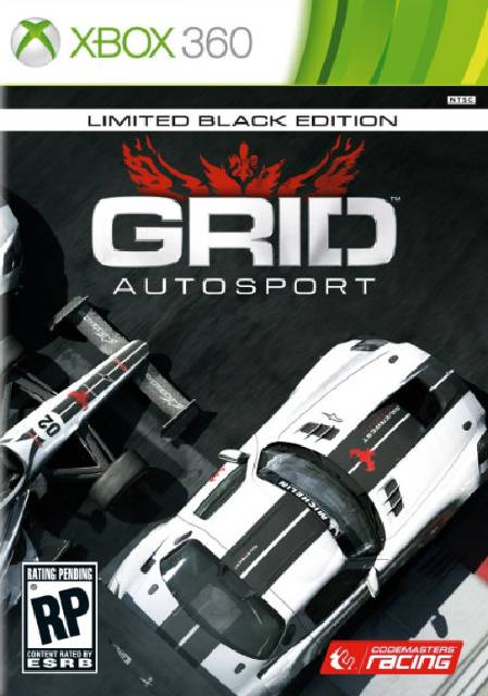 GRID Autosport [Jtag/RGH + DLC] - Download Game Xbox New Free