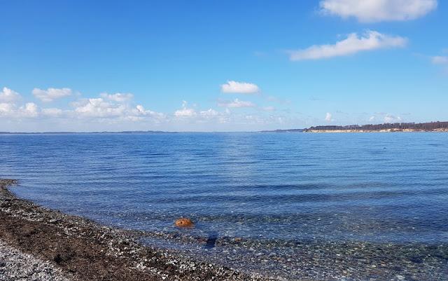 Ein Tagesausflug nach Kegnæs. Ein Ausflug in die Natur sorgt für einen tollen Tag auf der Insel Kegnaes.