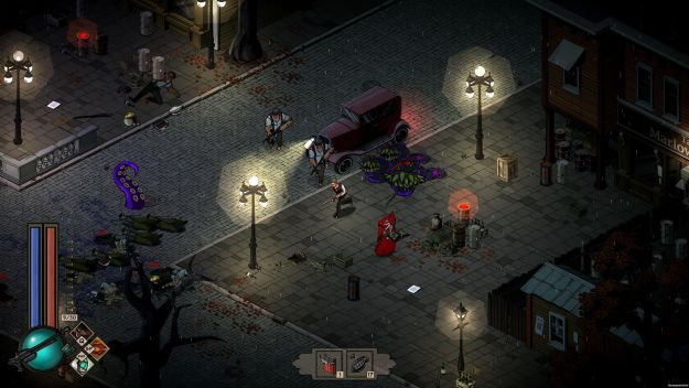 The action RPG Lovecraft's Untold Stories 2 has been announced