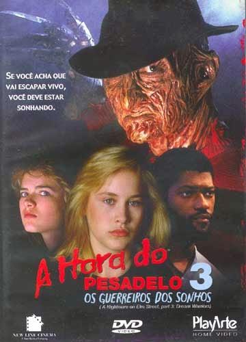 A Hora do Pesadelo 3: Os Guerreiros dos Sonhos – Dublado (1987)
