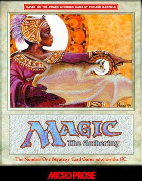 MAGIC: THE GATHRING 1997: Official Game Direct Free Download