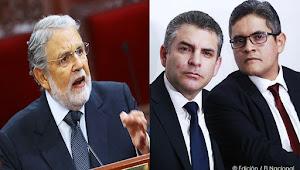 Ernesto Blume a Vela y Pérez: Estos caballeros no conocen ni la Constitución