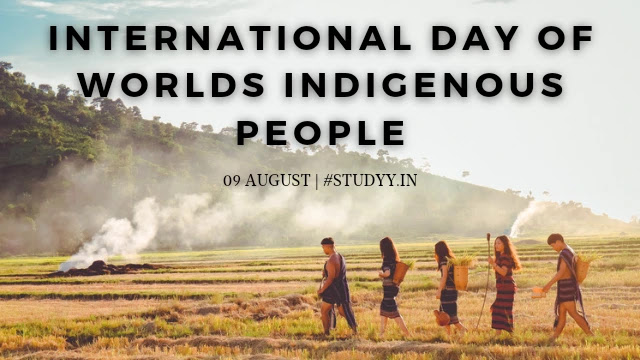 International Day of the World's Indigenous Peoples