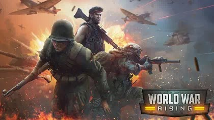 World War Rising - How To Play on PC with Bluestacks