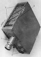 La fotocamera della sonda Zond 3.