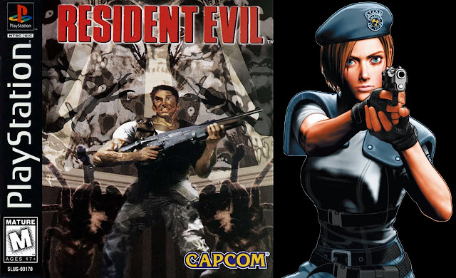 Resident Evil 1 PC Free Download