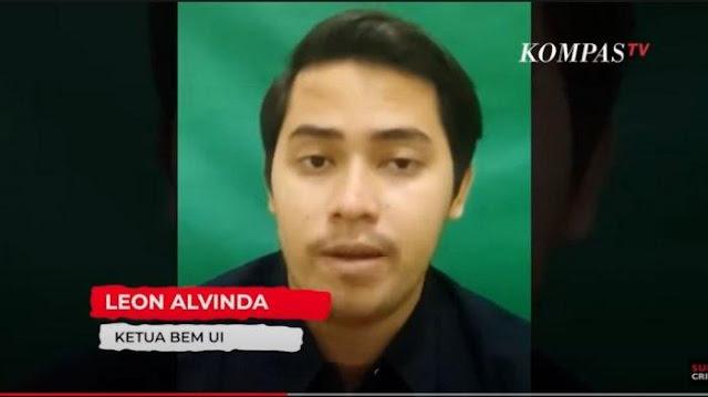 BEM UI Tak Sepakat Kritik 'The King of Lip Service' Disamakan Jokowi dengan 'Plonga-Plongo'