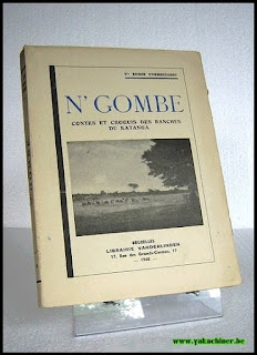(VENDU) Roger D'Hendecourt, N'Gombe, contes et croquis...,1940