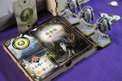 anachrony boardgame mechs and special Path of Harmony