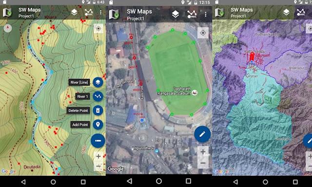 7 Aplikasi GIS Terbaik dan Gratis untuk Pendataan Wilayah