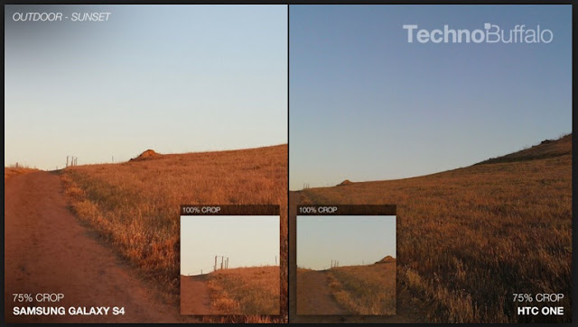 Kualitas kamera Samsung Galaxy S4