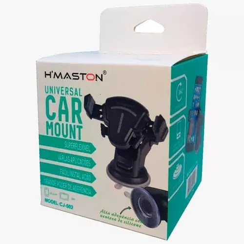 Suporte de Celular Universal Veicular H-Maston CJ-502