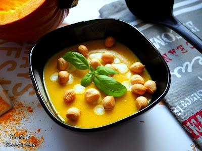 Zupa dyniowa - najlepszy przepis