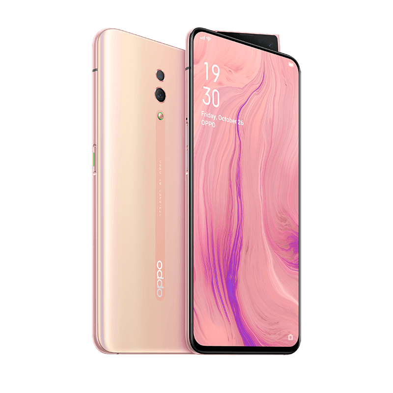 OPPO launches the limited-edition Reno Sunset Rose