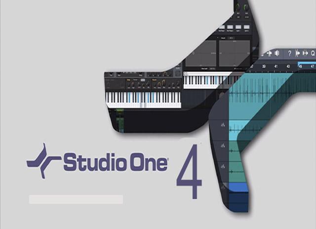 PreSonus Studio One Pro 4 Full 2019 -