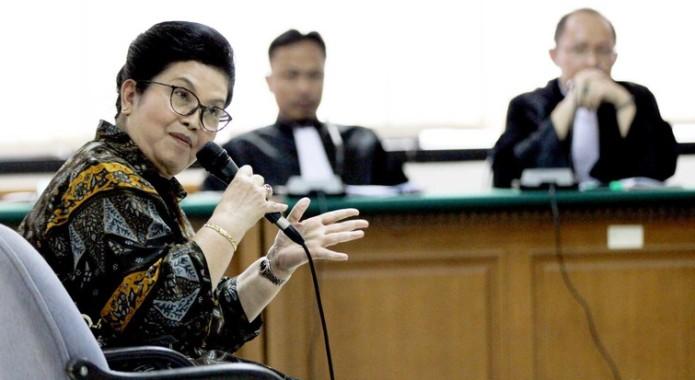 Eks Menkes Siti Fadilah Supari: Aneh Tiba-tiba Saya Jadi Tersangka